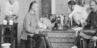 Chinese Opium-Smokers