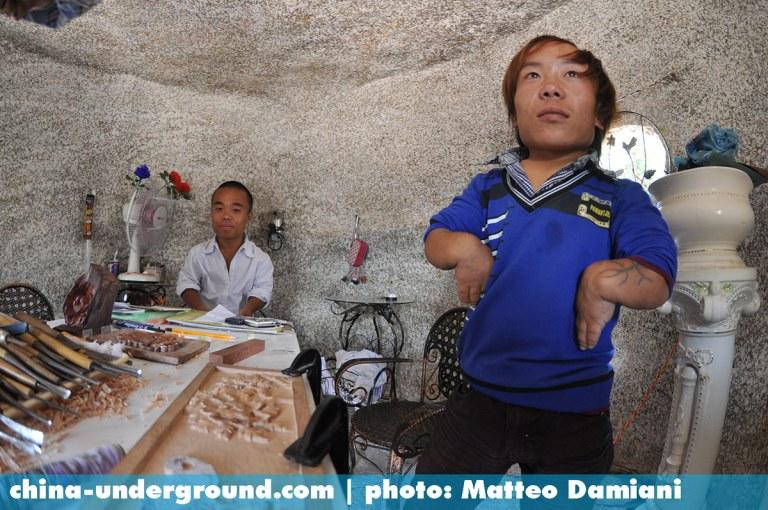 dwarf theme park in China