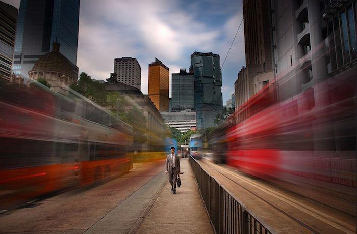 A Year in Hong Kong