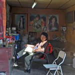 Heqing of the Bai people of Yunnan Dali - hairdresser