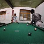 Heqing of the Bai people of Yunnan Dali - snoocker & pool