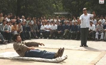 Supernatural powers in China
