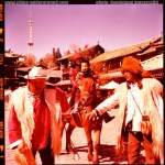 travel to lijiang - Naxi people