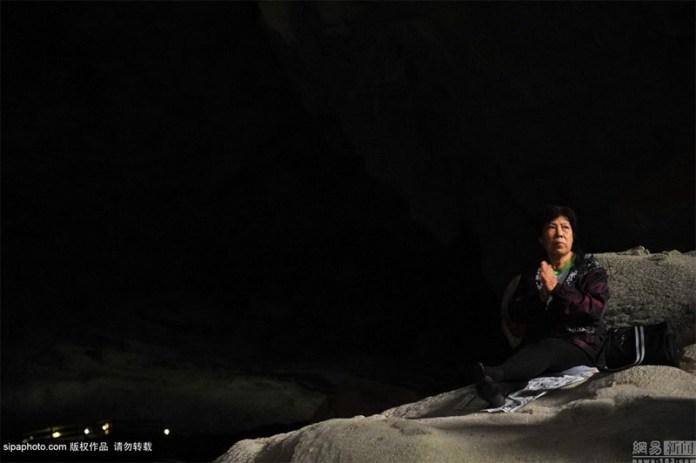 Bama County longevity caves