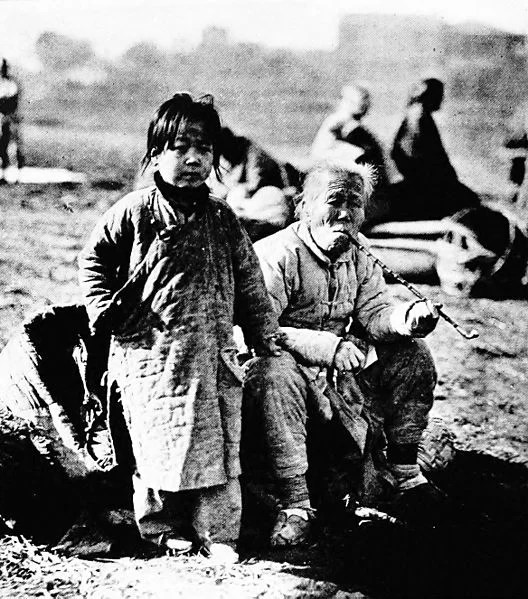 David Gamble - old images of China - chinese children