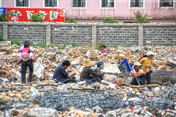 Working Class in China