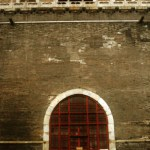 Beijing - Houhai - Traditional Chinese Door