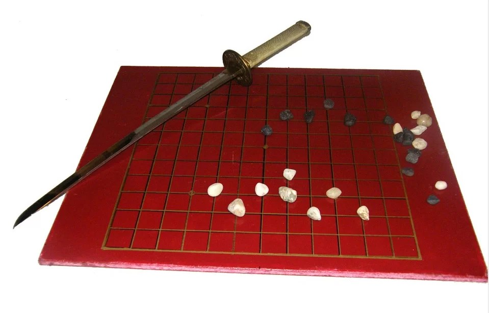 Chinese Ancient Board Games