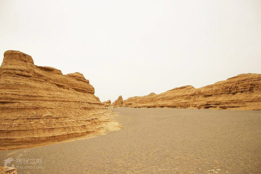 Dunhuang Yardang National Geopark