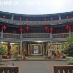 Ancient Earthen Castles in Tulou, Fujian - shop