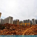 china-suburbia-Chenggong ghost town