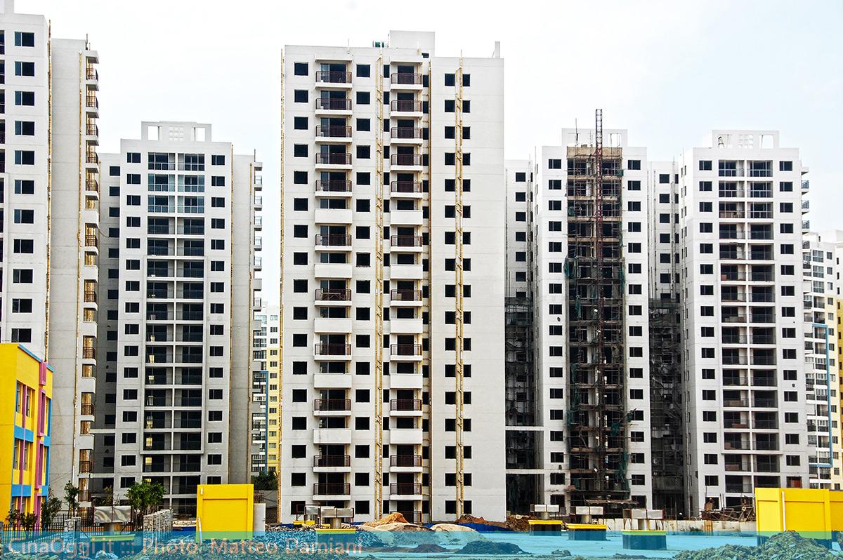 China Suburbia - urban villages