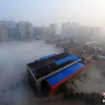 Chinese air pollution