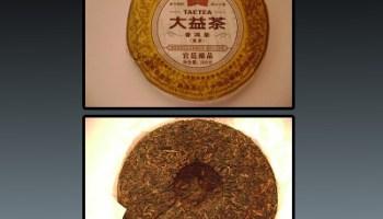 Dayi Menghai Royal Pu-erh tea