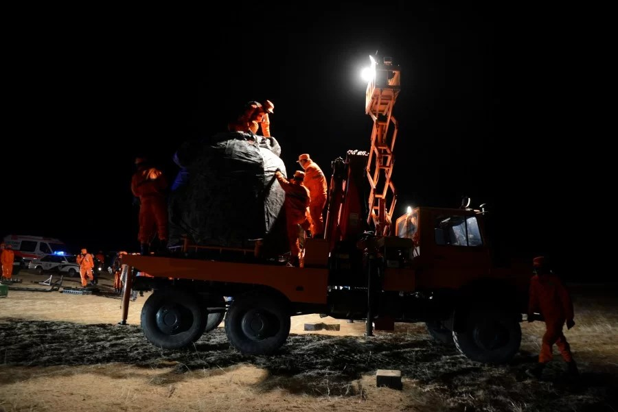 China's longest manned space mission