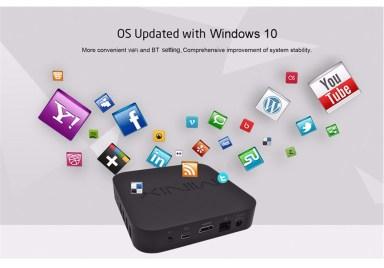 MINIX Windows 10 Mini PC