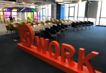 co-working in China