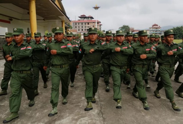 United Wa State Army