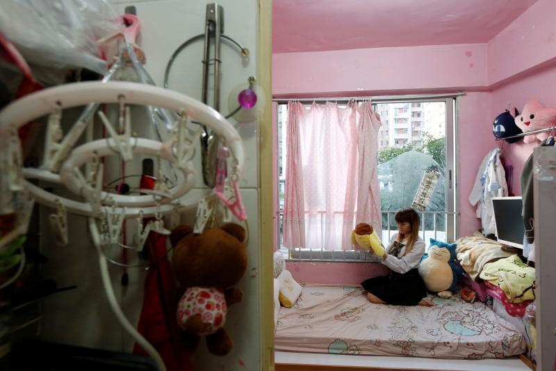 Hong Kong mini flats