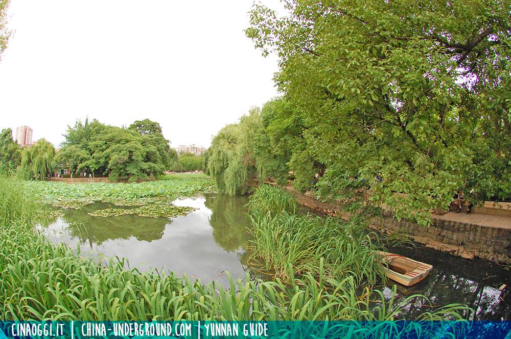 Green Lake Park, Kunming