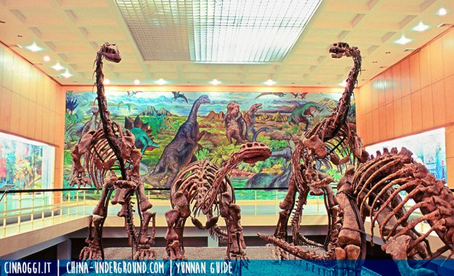 Dinosaur Valley of Lufeng