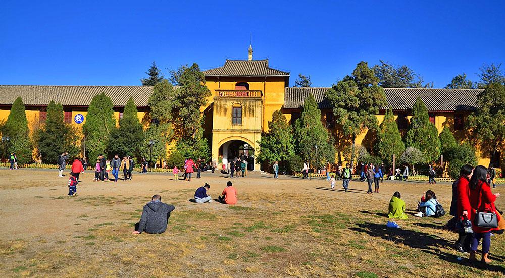 Yunnan Military Academy