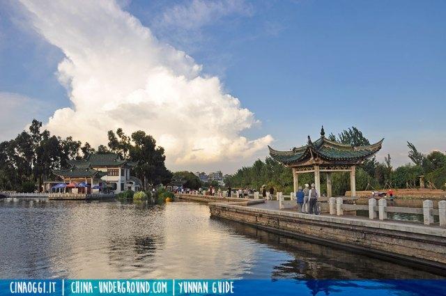 pictures of the Daguan Park, Kunming, Yunnan