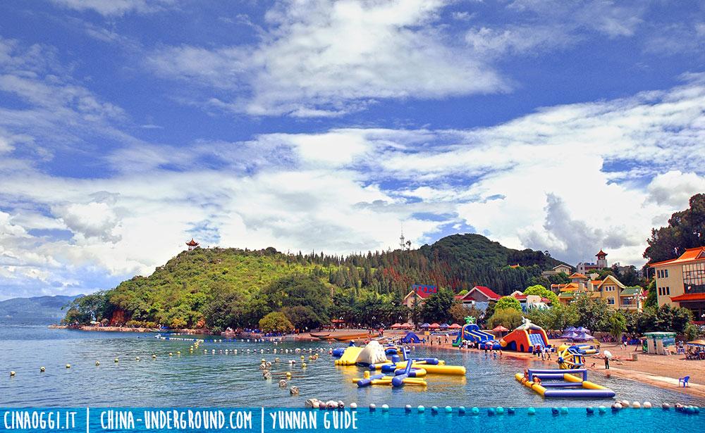 trip to fuxian lake