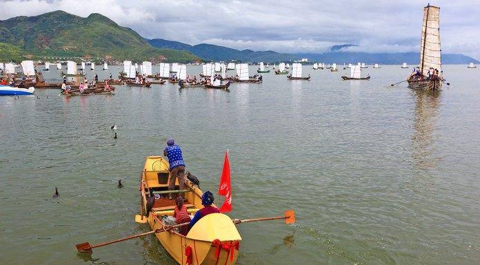 Dali Erhai lake