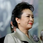 Chinese first lady Peng Liyuan