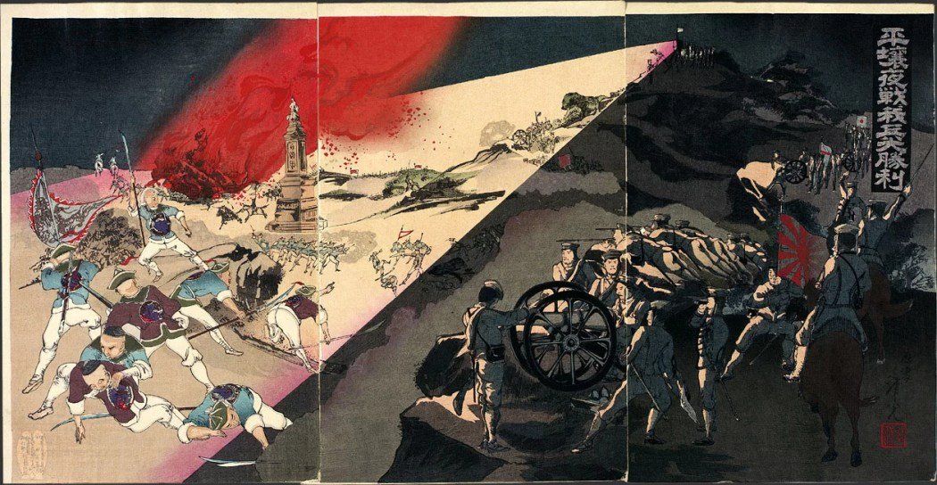Our Army's Great Victory at the Night Battle of Pyongyang