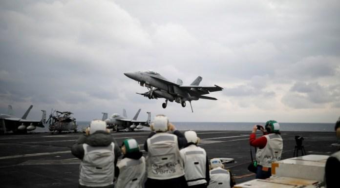 U.S. Navy strike group