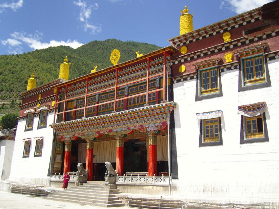 Dongzhulin Monastery