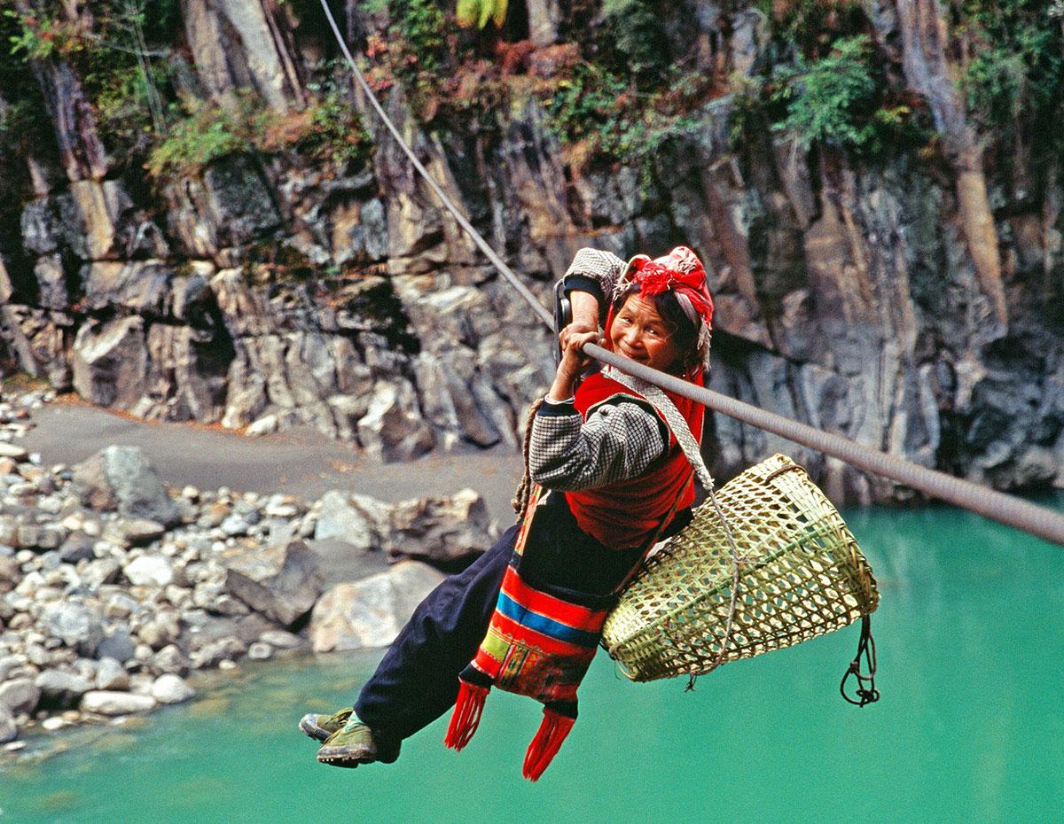 Nujiang Guide - nujiang rope bridge