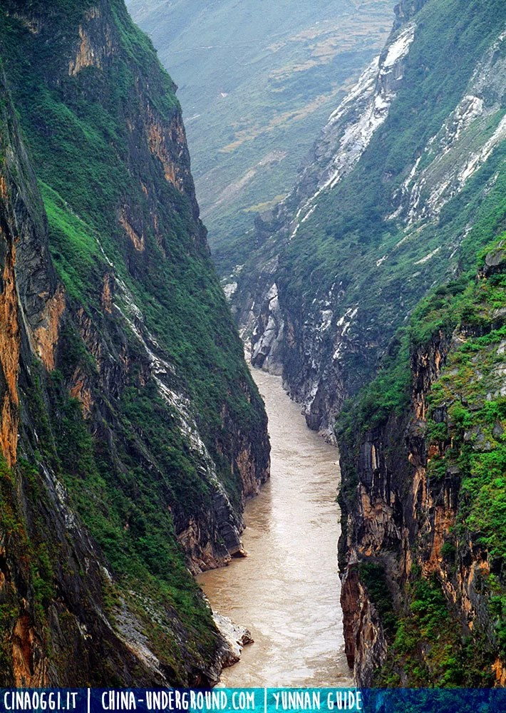 Tiger leaping gorge Lijiang
