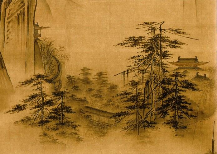 Ma-Yuan---Dancing-and-Singing--Peasants-Returning-from-Work---Detail-1