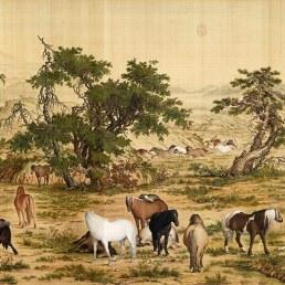 One Hundred Horses