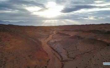 China Mars Village
