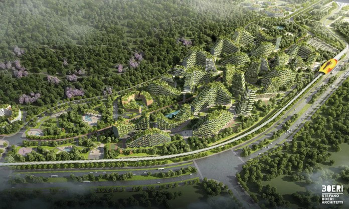 Liuzhou-Forest-city