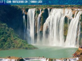 jiulong waterfalls - luoping -yunnan
