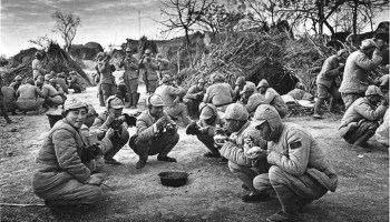 1949, the frontline of the National Army