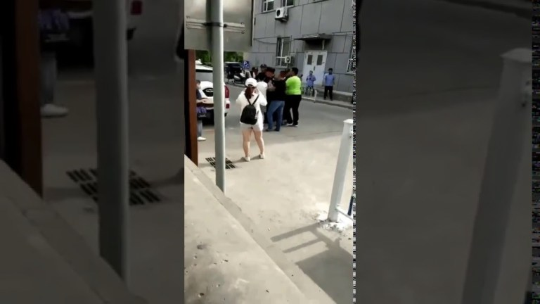 gay couple attacked by security guards