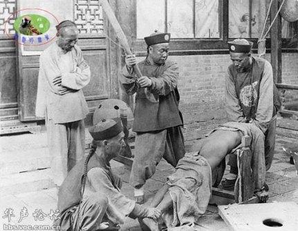 boxer rebellion prisoners - Chinese boxers
