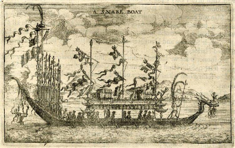 snake-boat