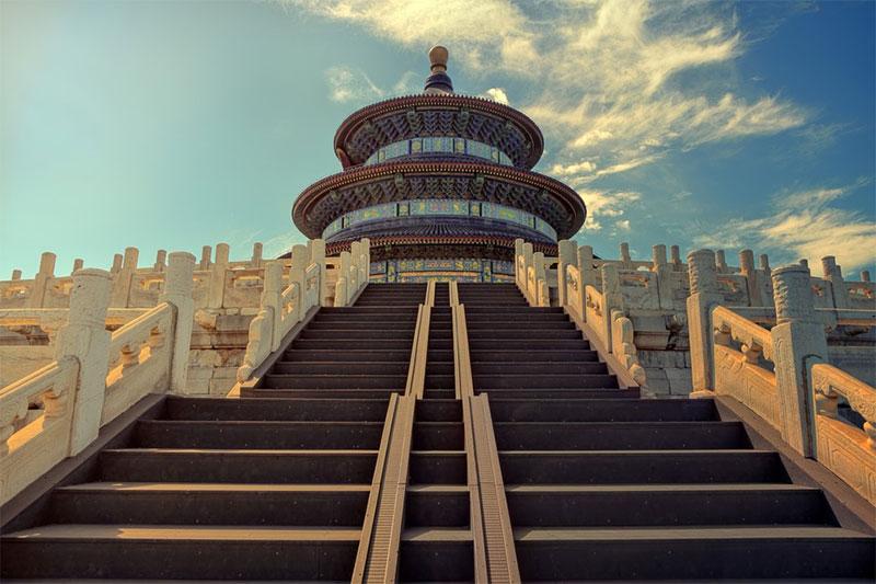 Past Present Future China