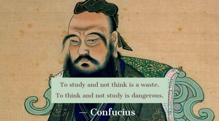To-study-and-not-think-is-a-waste-To-think-and-not-study-is-dangerous