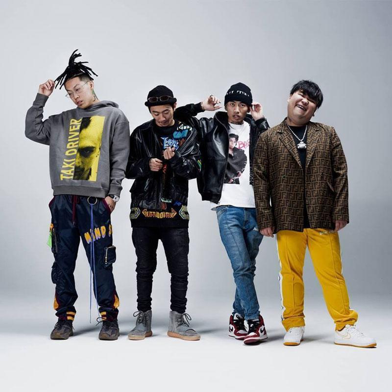 Chinese-rap