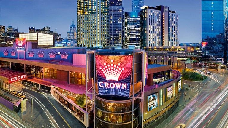 crown casino china