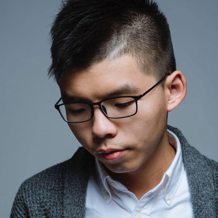 Joshua Wong interview