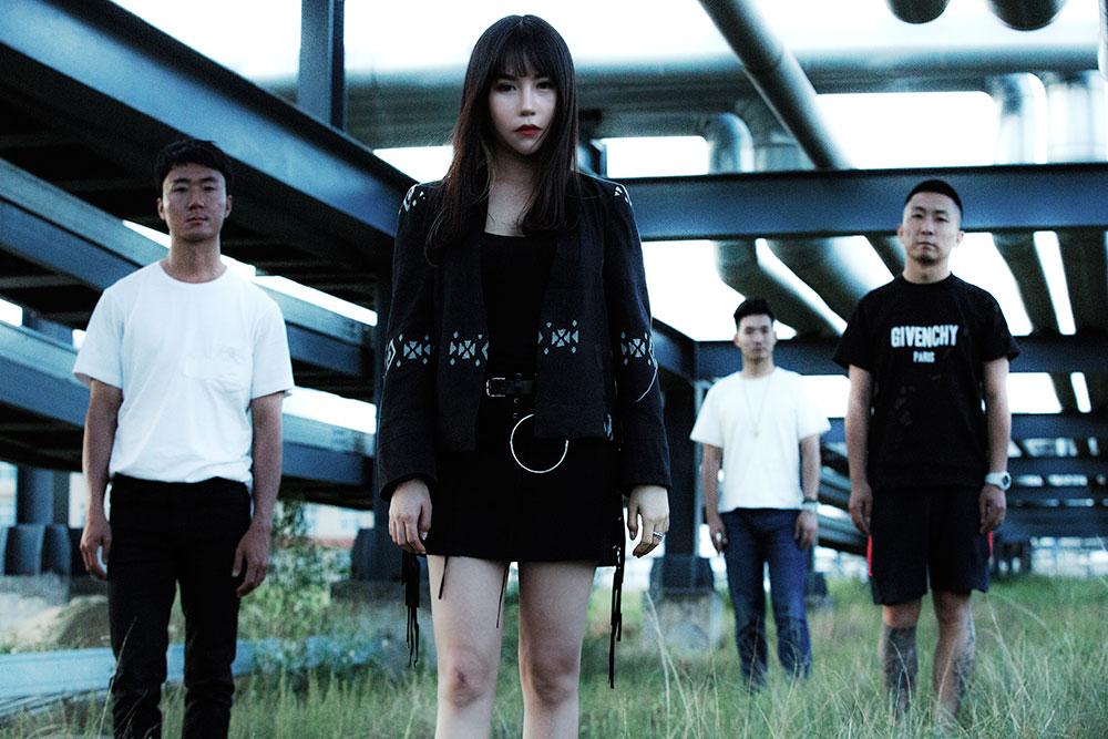 jumping goat post punk chinese band